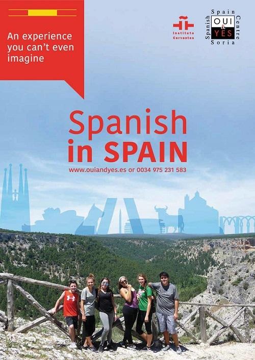 Spanish in Spain. L'espagnol en Espagne. Verano 2017