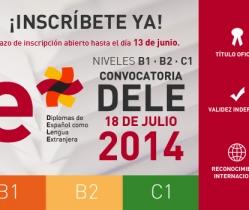 Instituto Cervantes. Abierto plazo de inscripción