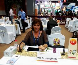 OUI & YES en China. Promocionando el español